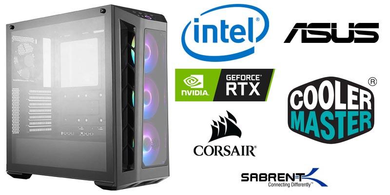PC Gaming 2500 Euro (intel)