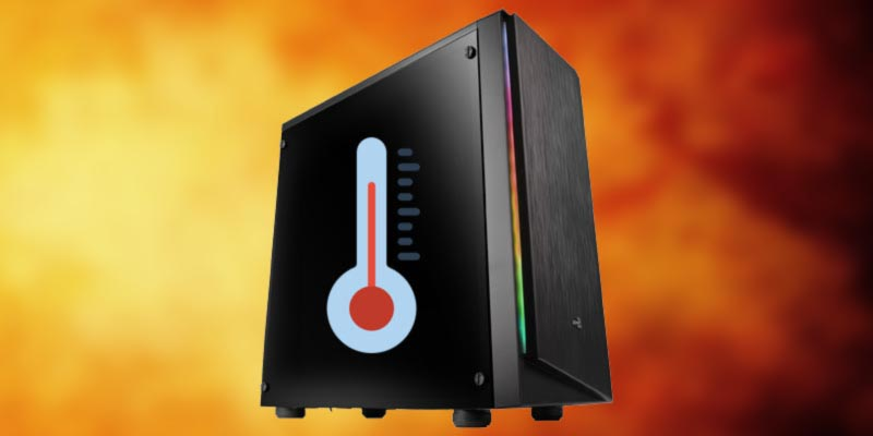 monitorare la temperatura del PC