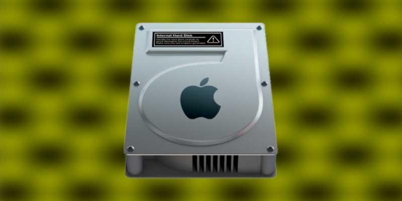 Differenza tra i file system del Mac
