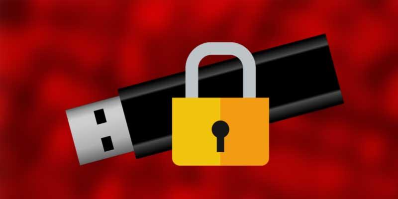 formattare USB protetta scrittura