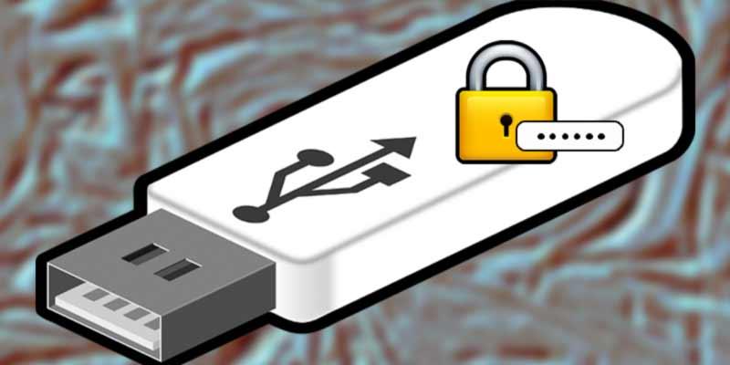 proteggere-chiavetta-USB-con-password