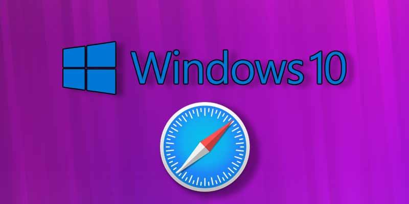 Safari per Windows 10