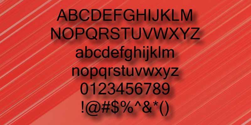 scaricare font gratis