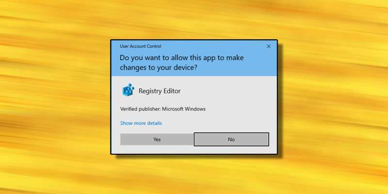 UAC-Windows-10